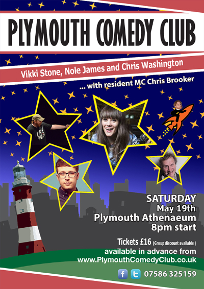 Upcoming Shows Plymouth Comedy Club